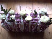 Décoration cours d'art floral